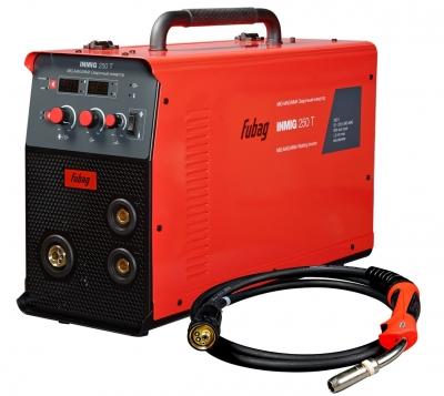 сварочный аппарат FUBAG INMIG 250 T с горелкой FB 250