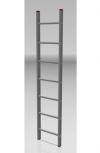 """Лестницы односекционные """"Новая Высота"""", NV100"""