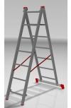 """Лестницы двухсекционные """"Новая Высота"""", NV100"""