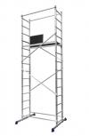 Вышка-тура алюминиевая строительная